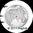 Outline Map of Orakzai