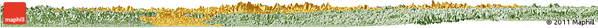 Savanna Style Horizon Map of Jammu and Kashmir