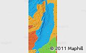 Political Map of Dera Ghazi Khan