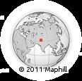 Outline Map of Jhelum