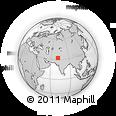 Outline Map of Mainwali