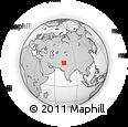 Outline Map of Sargodha
