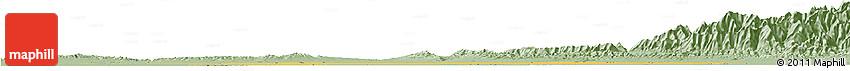 Savanna Style Horizon Map of Sialkot