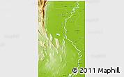 Physical 3D Map of Dadu