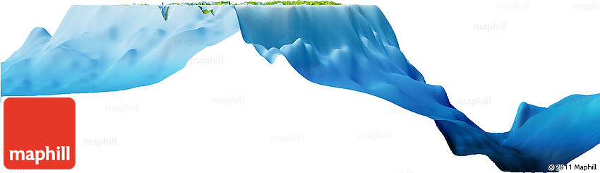 Physical Horizon Map of Palau