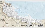 Classic Style 3D Map of Bocas del Toro