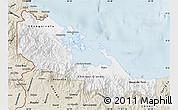 Classic Style Map of Bocas del Toro