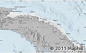 Gray Map of Comarca de San Blas
