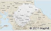Classic Style 3D Map of Herrera