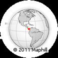Outline Map of Tonosi