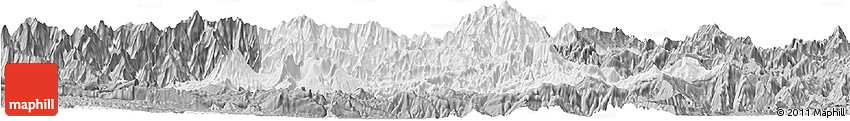 Gray Horizon Map of Chimbu