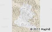 Classic Style Map of Chimbu