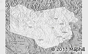 Gray Map of Enga
