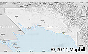 Silver Style Map of Gulf