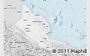 Silver Style Map of Madang