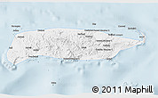 Classic Style 3D Map of Manus