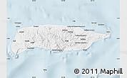 Classic Style Map of Manus
