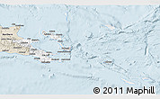 Classic Style 3D Map of Milne Bay