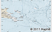 Classic Style Map of Milne Bay