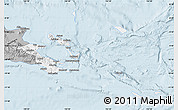 Gray Map of Milne Bay