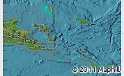 Satellite Map of Milne Bay