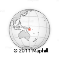 Outline Map of Milne Bay