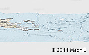 Classic Style Panoramic Map of Milne Bay
