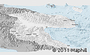Gray Panoramic Map of Morobe