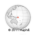 Outline Map of Northern Solomons