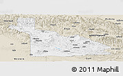 Classic Style Panoramic Map of Southern Highlands
