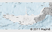 Gray Map of West New Britain