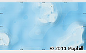 Political Shades Map of Paracel Islands