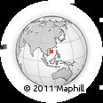 Outline Map of Paracel Islands
