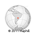 Outline Map of Mallorquin