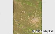 Satellite Map of Boqueron