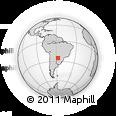 Outline Map of Villa Elisa