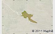 Satellite Map of Pilar, lighten
