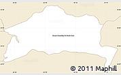 Classic Style Simple Map of San Roque Gonzalez