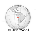 Outline Map of Apurimac