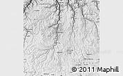 Physical Map of Chumbivilcas
