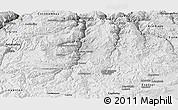 Physical Panoramic Map of Chumbivilcas
