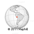 Outline Map of Cuzco
