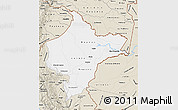 Classic Style Map of Loreto