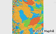 Political Map of Loreto