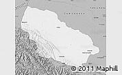 Gray Map of Manu