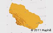 Political Map of Manu, cropped outside