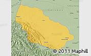 Savanna Style Map of Manu