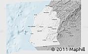 Gray 3D Map of Talara