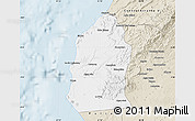 Classic Style Map of Talara