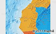 Political Map of Talara